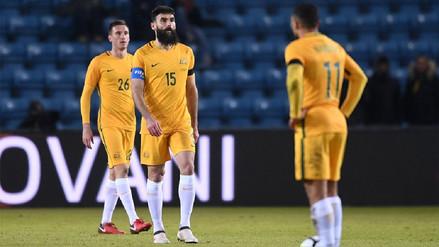 Australia evidenció falencias defensivas y cayó 4-1 ante Noruega