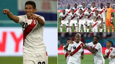 Mira las mejores fotos del triunfazo de la Selección Peruana ante Croacia