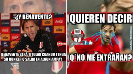 Selección Peruana protagoniza los memes previo al duelo ante Croacia