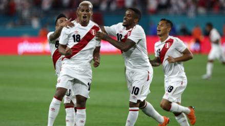 Perú aprobó el primer examen con un triunfo 2-0 sobre Croacia en Miami