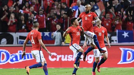 Video | Chile venció 2-1 a Suecia y Reinaldo Rueda aprobó el examen de su debut