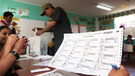 JNE amplía plazo de inscripción de partidos para elecciones regionales y municipales
