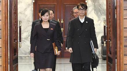 Las dos Coreas se reunirán el 29 de marzo para preparar la cumbre