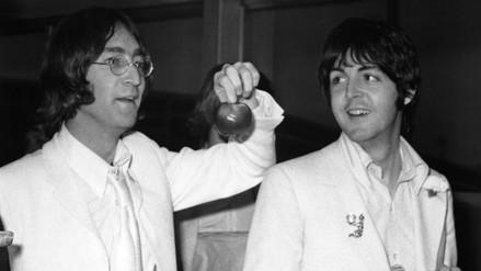 Paul McCartney recordó a John Lennon durante marcha pacífica