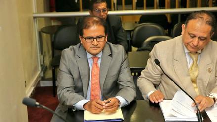 Poder Judicial dictó impedimento de salida del país para Fredy Aragón