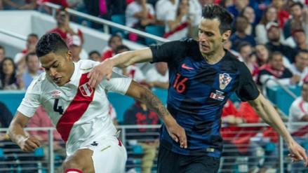 El emotivo mensaje de Santamaría en su debut como titular con Perú