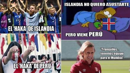 Los memes previo al duelo entre la Selección Peruana e Islandia