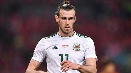 Gareth Bale no descartó ir al fútbol chino en el futuro