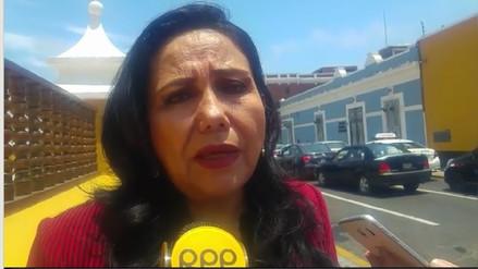 Congresista sugiere a Vizcarra disolver el Congreso si este le pone trabas