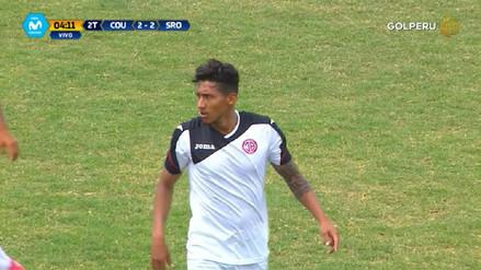 ¡Insólito! Sport Rosario jugó ante Comerciantes con camiseta de Juan Aurich