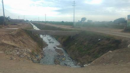 Un 65% de avance registra limpieza de cuatro drenes  en la región
