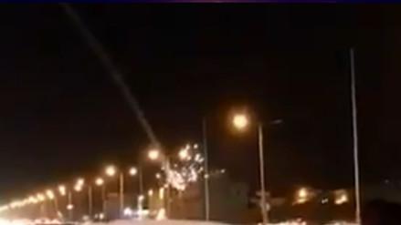Un muerto y dos heridos en Arabia Saudita tras interceptación de misiles desde Yemen
