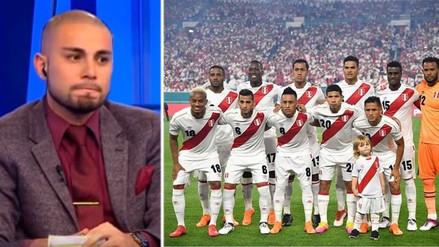 Periodista colombiano menospreció el nivel de Perú en el Mundial Rusia 2018