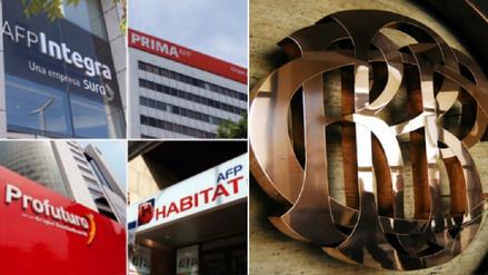 Las AFP podrán invertir más dinero de sus afiliados en el extranjero