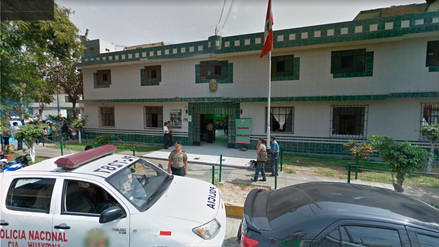 Sujeto disparó a dos hombres que silbaron a su esposa en San Juan de Lurigancho