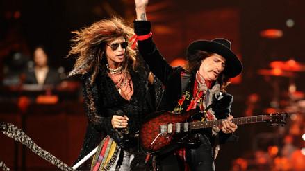 Joe Perry, guitarrista de Aerosmith, es llevado de urgencia al hospital