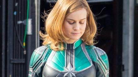 """Capitana Marvel"": Brie Larson revela nuevos detalles de la película"