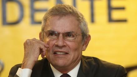 Luis Castañeda: Solidaridad Nacional presentará candidato para la alcaldía de Lima