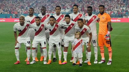 La posible oncena titular de Perú ante Islandia