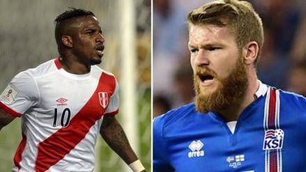 Perú vs. Islandia: plantel 'Vikingo' supera en valor a la 'Bicolor'