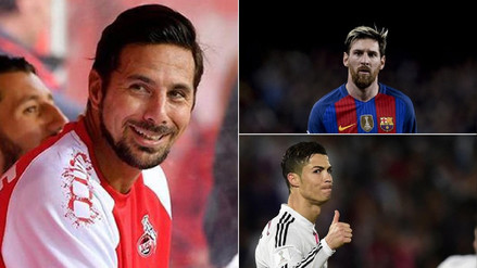 Claudio Pizarro es el mejor futbolista de 39 años del mundo