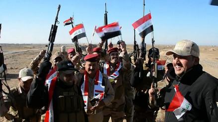Abaten a 32 combatientes de ISIS en operaciones al sur de Mosul