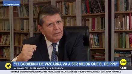 """Alan García: """"Allanen lo que quieran en el momento que quieran, yo jamás me he vendido"""""""