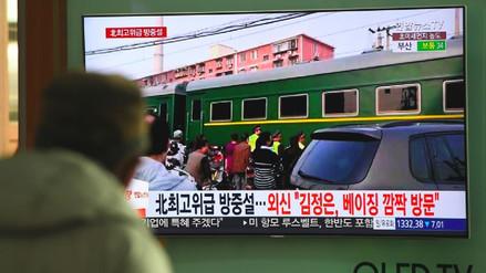 Crecen los rumores sobre una posible visita de Kim Jong-un a China