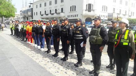Policía de Carreteras lanzó plan de operaciones por Semana Santa