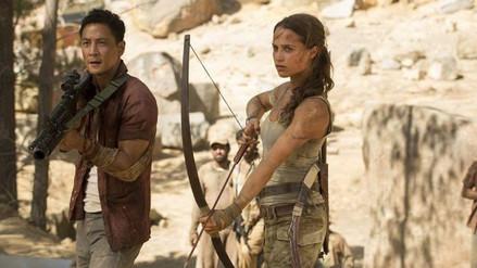 Ya vi la película de Tomb Raider, y esto tengo que decir