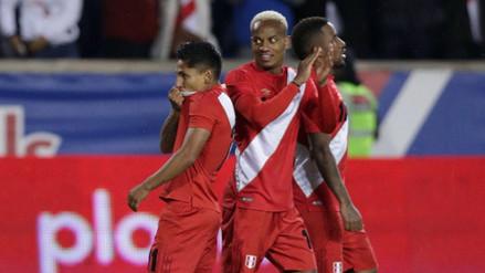 La Selección Peruana vence a Islandia con este gol de Raúl Ruidíaz