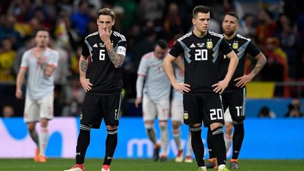 Liberman: Romero, Rojo, Biglia, Mascherano y Banega deberían de ver el Mundial por televisión