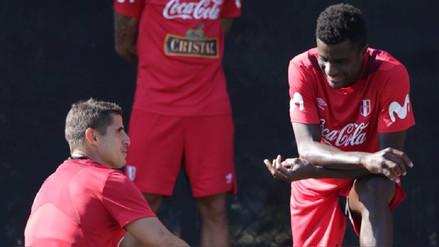 Selección Peruana hizo su último entrenamiento antes del duelo contra Islandia