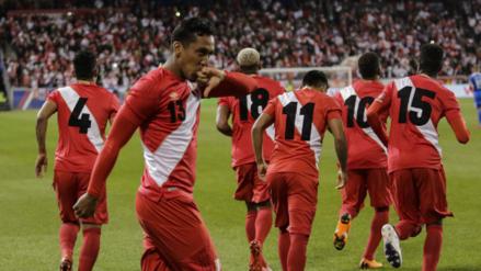Selección Peruana se bañó de confianza y ganó 3-1 a Islandia en Nueva Jersey