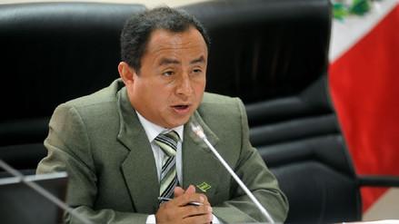 Poder Judicial: En dos meses terminará juicio contra Gregorio Santos