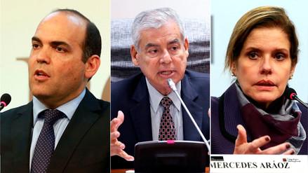 César Villanueva volverá a ser primer ministro: así les fue a sus antecesores