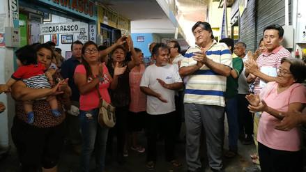 Comerciantes divididos por posible transformación jurídica de mercado Anexo
