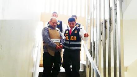 Dictan prisión preventiva para 'El Monstruo del Garrote' en Huaral