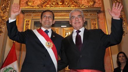 ¿Cómo le fue a César Villanueva cuando fue Jefe de Gabinete en el Gobierno de Humala?