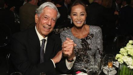 Isabel Preysler sobre Mario Vargas Llosa: