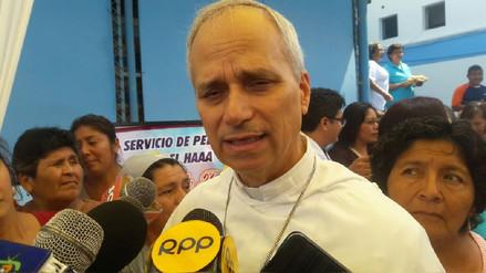 Obispo de Chiclayo pidió a congresistas y políticos reflexionar en Semana Santa