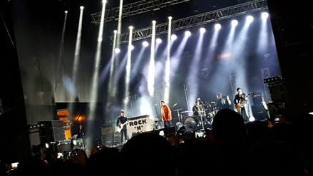 Liam Gallagher: El ex Oasis emocionó a sus seguidores en el Parque de la Exposición