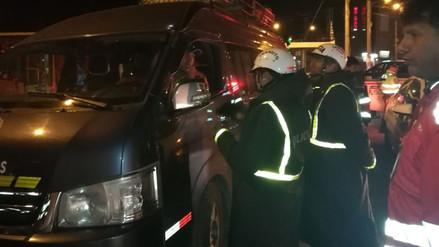 Sutran realiza operativo en terminales informales de Huancayo