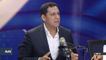 """Luis Valdez: """"Vemos con mucha esperanza este nuevo Gobierno"""""""