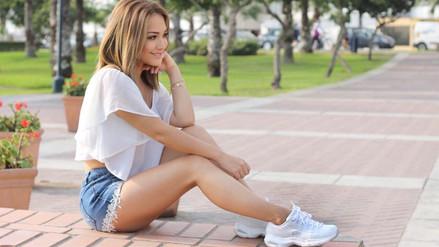Consejos para lucir alta con zapatillas