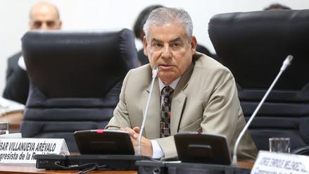 Reacciones en el Congreso tras la elección de César Villanueva como presidente del Consejo de Ministros