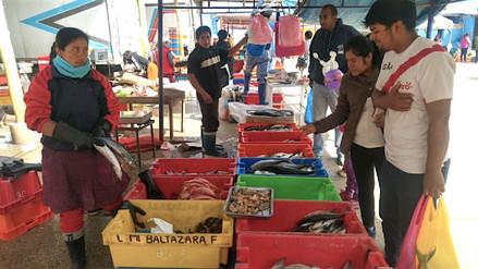 Venta de pescado se incrementó en un 100% por Semana Santa en Cajamarca