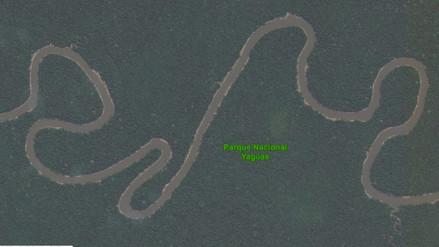 Belleza y destrucción de la Amazonía peruana en imágenes satelitales de alta resolución