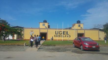 Piden se investigue presuntas irregularidades en Ugel Chiclayo