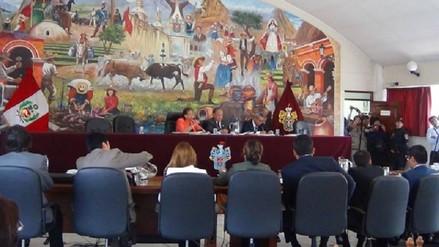 Comisión de regidores investigará el caso de  tráfico de terrenos en Jardines de Chachani
